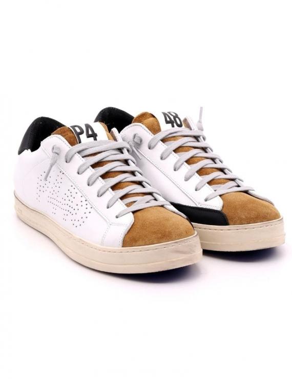 sneakers uomo P448 BJOHN-M WHI/CAM