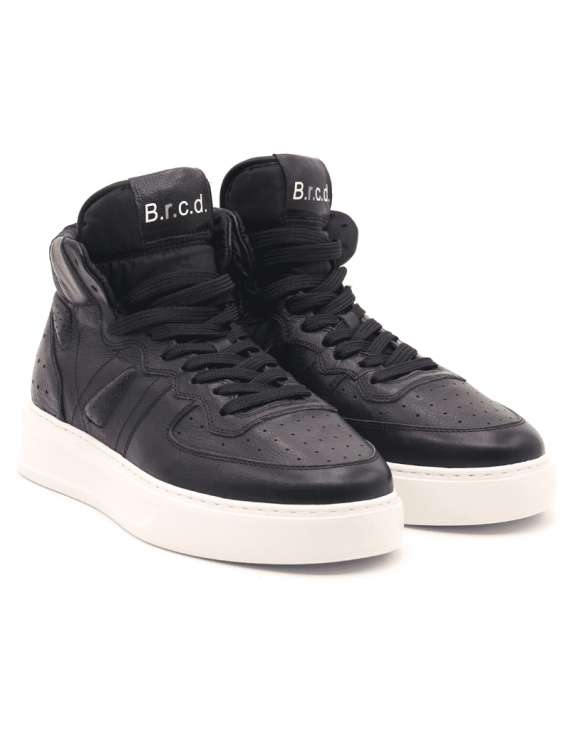 sneakers donna BARRACUDA 1206 NERO