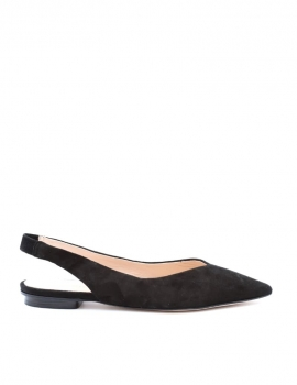 CARMENS POINTY CHANEL NERO