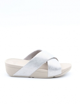 FITFLOP k59-578 SILVERSHIMMER PRINT