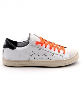 SNEAKERS UOMO P448 JOHN-M WHITE/GREY