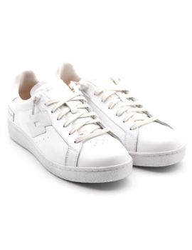 LOTTO SNEAKERS UOMO AUTOGRAPH 214020 WHITE