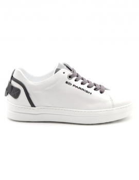 SNEAKERS UOMO ED PARRISH PNLU-PR04 WHITE/GREY