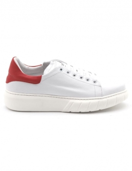 SNEAKERS UOMO BUENO Q4900 WHITE RED