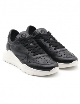 SNEAKERS UOMO BARRACUDA BU3296 NERO